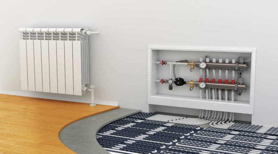 Cooline Home Ducted Heating image